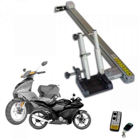 Pollicino E-laadbaan voor scooter/motorfiets (1x)