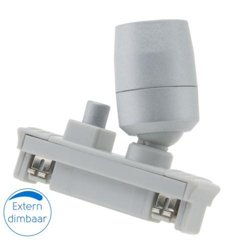 Rialto S LED spot met schakelaar 12V 1W (1x)