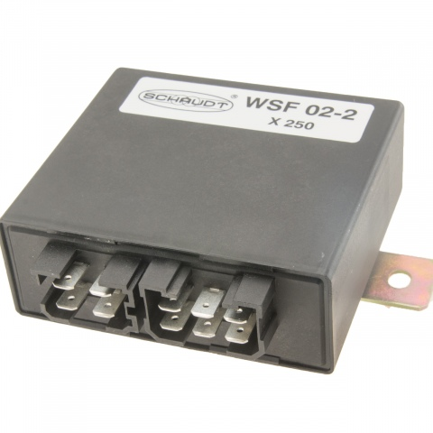 WSF 02-2 ruitenwisser relais Hymer X250 (1x)