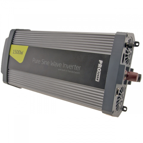 Pro-User pure Sinus inverter 1500W/3000w (1x)