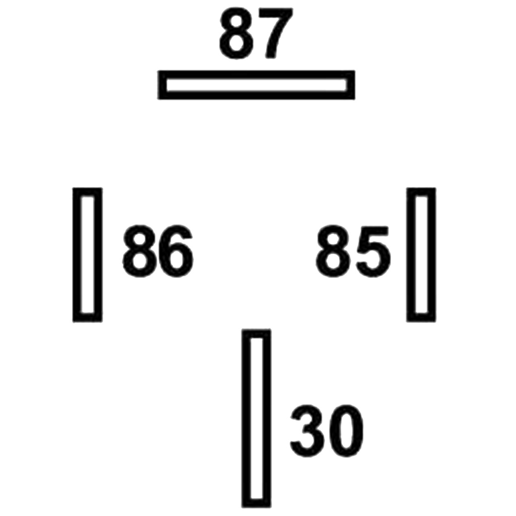 Berühmt Relais Schematische Symbole Ideen - Schaltplan Serie Circuit ...